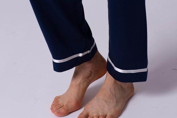 Long Sleeve Silk Pajama Sets Australia Silk Only