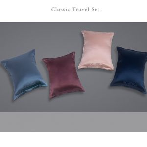 SILK TRAVEL SLEEPING SET